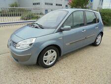 2005 Renault Megane Scenic 1.9 Diesel LEFT HAND DRIVE