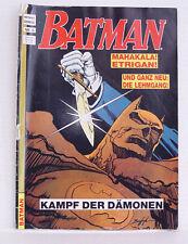 BATMAN Nr. 9 Mahakala! Etrigan! Die Lehmgang! - Kampf der Dämonen