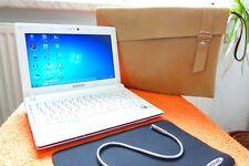 Samsung N150 Plus Netbook l 10 Zoll l AKKU NEU l Windows 7 l 2GB RAM l 250GB HDD