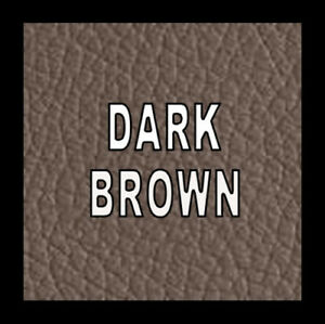 1000ml Dark Brown Leather Vinyl Recolour Pigment Paint Colourant Dye Faded Worn