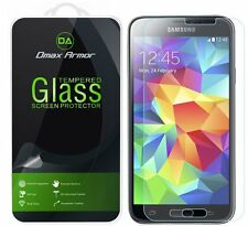 Dmax Armor® Samsung Galaxy S5 Mini Tempered Glass Screen Protector Saver