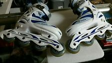Chicago Skates Boys mens Adjustable Inline Skates size 5 6 7 8