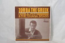 Zorba the Greek Herb Albert & the Tijuana Brass 7 inch Vinyl Record