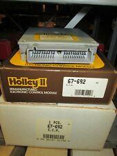 Holley 67-692 Reman ECM 1987 Ford Escort 4 Cyl 1.9L w/ ATX w/CFI (See Desc.)