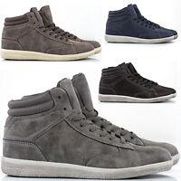 Scarpe Uomo Sneakers Pelle PU Stivali Francesine Mocassini Ginnastica Anfibi S8&