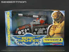 TANKOR Transformers Beast Machines Mega Class 2000 Hasbro Action Figure New