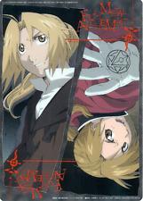 Fullmetal Alchemist Sakura Wars Taisen Pencil Board Shitajiki Animedia Ed Elric
