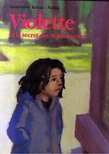 Violette et Le Secret Des Marionnettes * G. BRISAC / NADJA * Album Rigide EDL