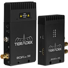 Teradek Bolt Pro 300 Wireless HD-SDI/HDMI Dual Format Video Transmitter/Receiver