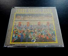 Jerry Garcia Band CD 1990 Live JGB 2-CD Set Arista 1991 J.G.B. Grateful Dead