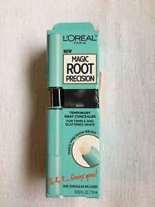 L'Oréal Paris Magic Root Precision Temporary Hair Color Concealer Black