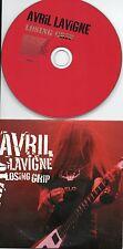 AVRIL LAVIGNE RARE PROMO CD LOSING GRIP