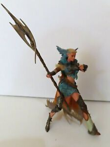 Spawn Dark Ages VALKERIE Series 22 The Viking Age (2002) Action Figure (No Box)
