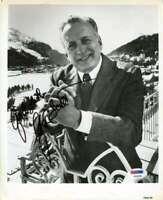 George C Scott Psa Dna Coa Hand Signed 8x10 Photo Original Autograph