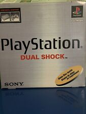 playstation 1 with box