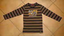 LA-Shirt, Shirt, Salt and Pepper, Gr. 104, Bagger, blau, wie neu, Jungs