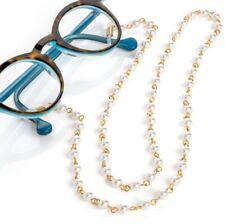 Pearl bead Glasses Specs Strap