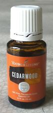 Young Living Essential Oils - Cedarwood - 15 ml NEW Sealed