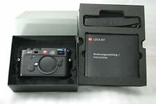 New Listing`Rare`Leica M7 0.58 Mp Viewfinder 35mm Rangefinder Film Camera Body #3660