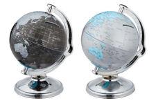 Weltkugel Spardose ca. 16 cm aus Kunststoff Globus Erdball Erde Tisch Deko