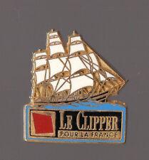 Pin's bateau à voile Clipper
