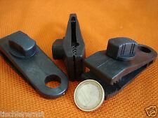 K/&B Vertrieb Spannband Expander Gummispanner Planenhalter 037 Spanngummis Spanngummi 3 St/ück verstellbar