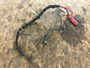 2006 2005 pontiac torrent battery cable set ( chevy equinox )