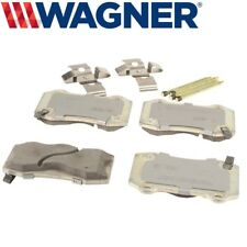 For Cadillac Chevrolet Dodge Jeep Rear Ceramic Brake Pad Set & Shims Wagner