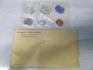 1956 US Mint Silver Proof Set