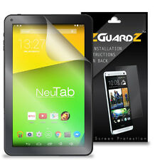 "2X EZguardz LCD Screen Protector Cover HD 2X For Neutab N10 Plus 10.1"" Tablet"