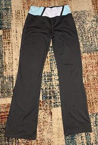 Bally Black Yoga Pants Womens size Medium (8/10), Stretchy