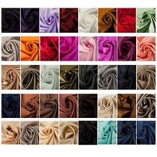 100% Silk Lining Luxury Quality Fabric Summer Dress Fashion Upholstery Crafts