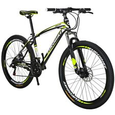 "Mountain Bike Front Suspension Shimano 21 Speed Mens Bikes MTB 27.5"" bicycle"