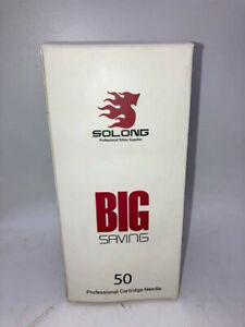 SOLONG 50 Professional Cartridge Needles