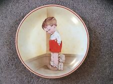 "Davenport Pottery ""Thank God For Fido"" by Mabel Lucie Attwell"