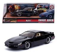 1/24 Jada KNIGHT RIDER TV Pontiac K.I.T.T. with Try Me LIGHT Diecast Black 30086