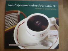 Saint Germain des Pres Cafe, Vol. 3 by Various Artists (CD, 2004, Wagram) LN