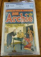ARCHIE COMICS # 18 ( CBCS 2.5)