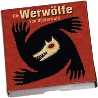 NEU Spiel Werwolf Kartenspiel  Asmodee -(Version 2019), Mehrfarbig, bunt