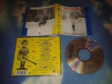 BILLY BRAGG ‎– Victim Of Geography UK CD (1998) Compilation 22 top tracks 74 min