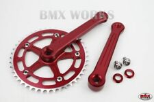 Crankset - With Chainring