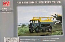 Hobby Master HMK101 UK Bedford QL Refueler Truck 1 72 Plastic Kit