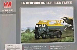 1/72 WW2  Refueler Truck : Bedford QL Refueller [UK] : Hobbymaster