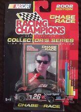 Joe Nemechek #26 K-Mart Racing Champions 2002 Ford Taurus 1:64 NASCAR