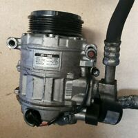 MERCEDES-BENZ S500 S430 471-1466 DENSO AC COMPRESSOR WITH CLUTCH AND HOSES