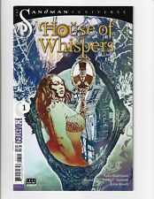 House of Whispers Vertigo Comics #1 NM- 9.2 DC Sandman Universe 2018