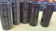 Nichicon Elko ULD2G3R3MPD6 3,3uF 400V Long Life 15000h 10x9mm RM5 NEW #BP 2 pcs