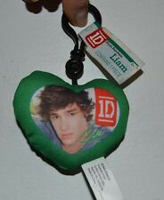 "One Direction1D LIAM Plush Backpack Clip 3.5"" Officially Licensed"