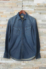 Wrangler Cotton No Pattern Slim Casual Shirts & Tops for Men