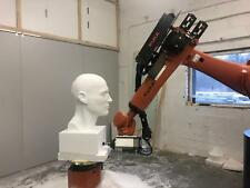 kuka 7 axes cnc cutting robot individual orders art deco projects Visual art